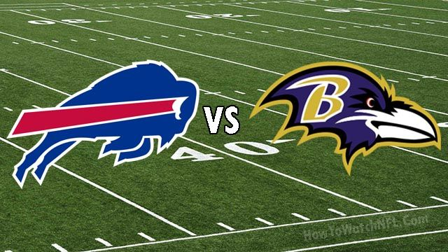 Buffalo Bills vs Baltimore Ravens Live Stream