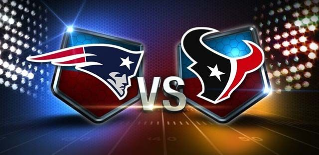 texans vs patriots live stream