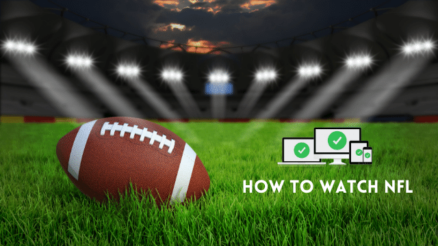 How to Watch NFL